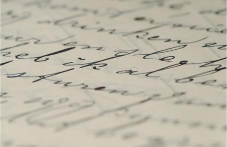 kb handwriting